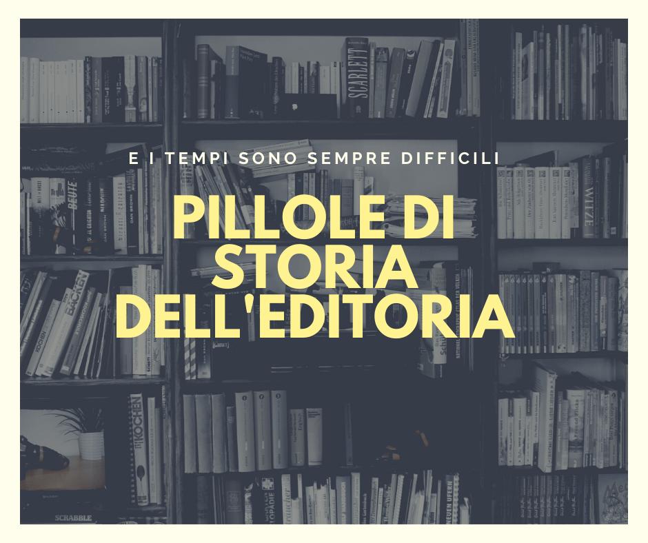 Storia dell'editoria