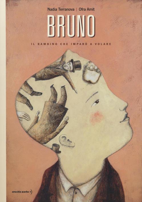 Copertina di Bruno, Nadia Terranova