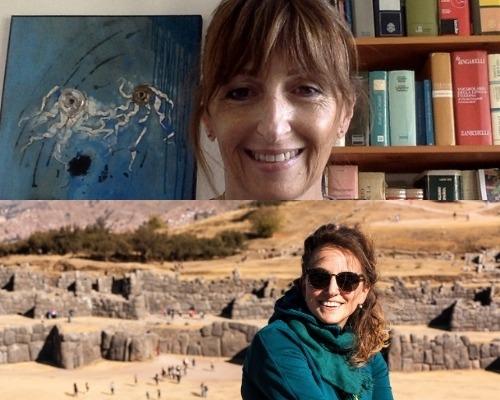 Foto Gina Maneri e Giulia Zavagna