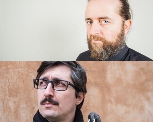 Claudio Morici e Ivan Talarico