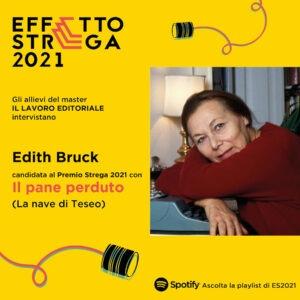 Intervista a Edith Bruck, candidata al Premio Strega 2021