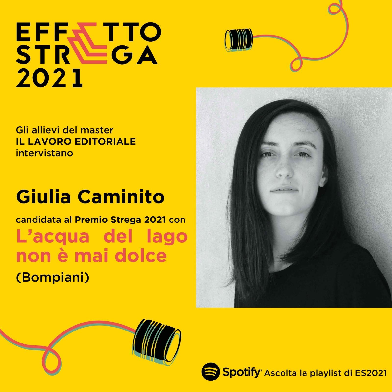 intervista Giulia Caminito